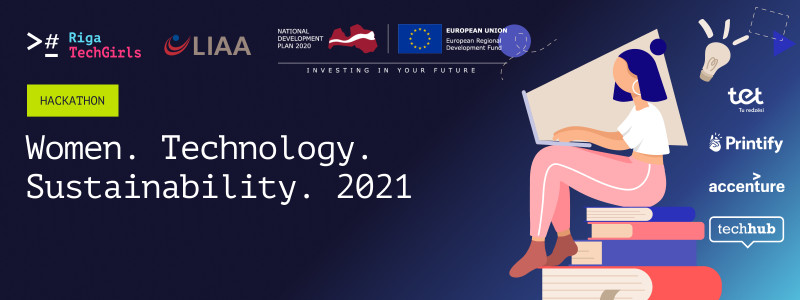 "Hackathon ""Women. Technology. Sustainability."" 2021"
