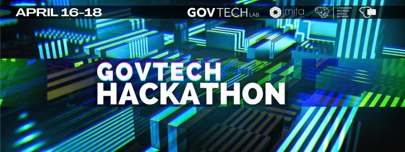 GovTech Hackathon | Let's Co-create Our Future Together